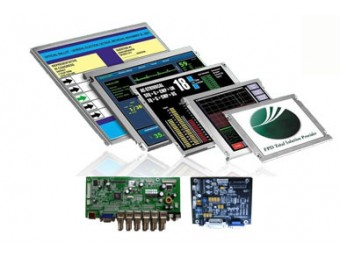 """Ghaik Industrial Display Kit series provide 6.5""""~55"""" industrial LCD panels, outdoor displays and touchscreen displays which support sunlight readable and resistive touch functions"""
