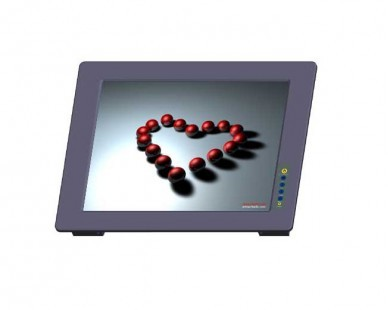 """17"""" Industrial LCD Touch Monitor"""