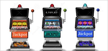 Gmaing Casino Display