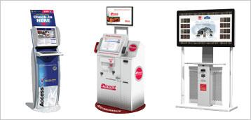 Touchscreen Kiosk Solution